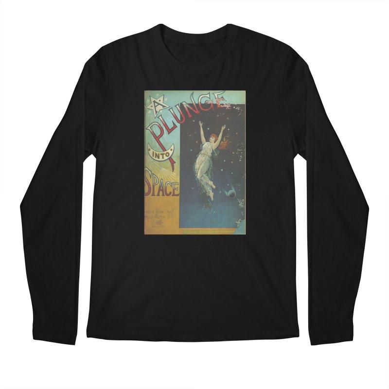 Space Plunge Men's Regular Longsleeve T-Shirt by RNF's Artist Shop