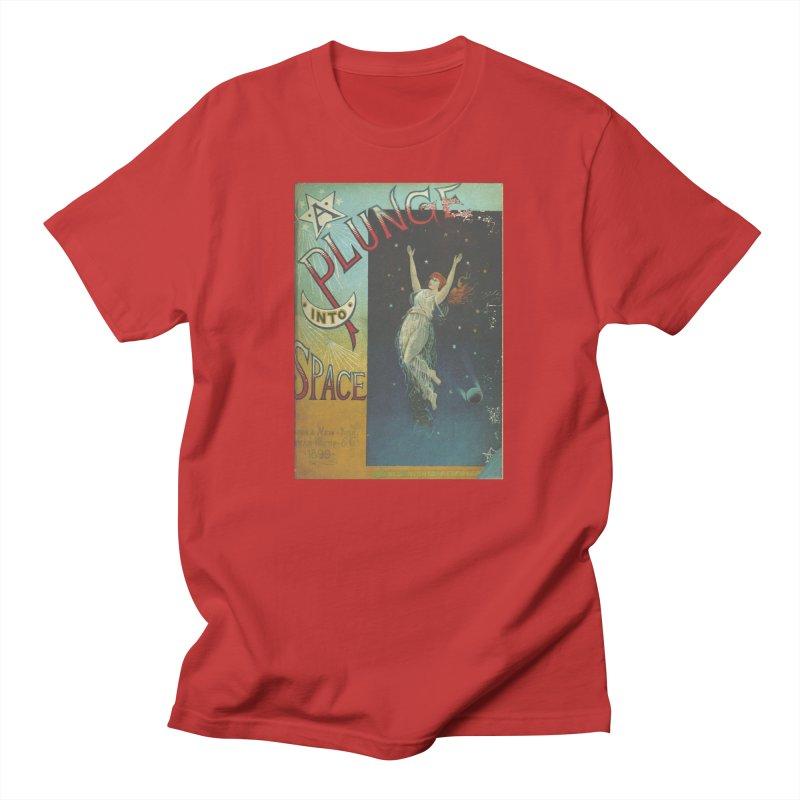 Space Plunge Men's T-Shirt by RNF's Artist Shop