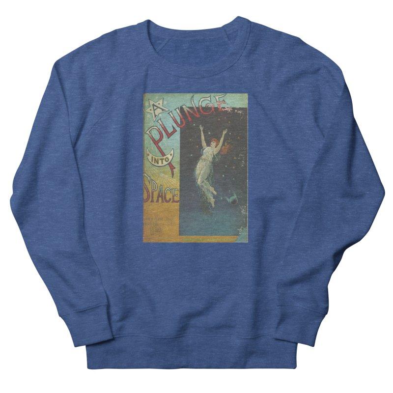 Space Plunge Men's Sweatshirt by RNF's Artist Shop