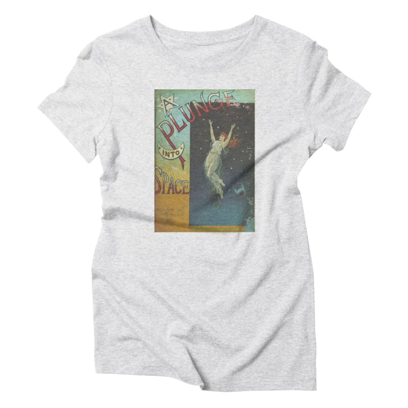 Space Plunge Women's T-Shirt by RNF's Artist Shop