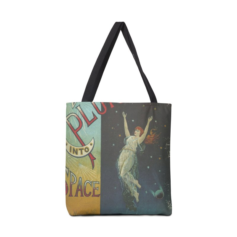 Space Plunge Accessories Bag by RNF's Artist Shop