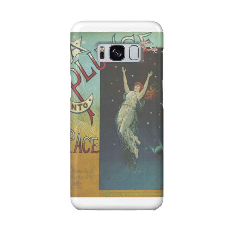 Space Plunge Accessories Phone Case by RNF's Artist Shop