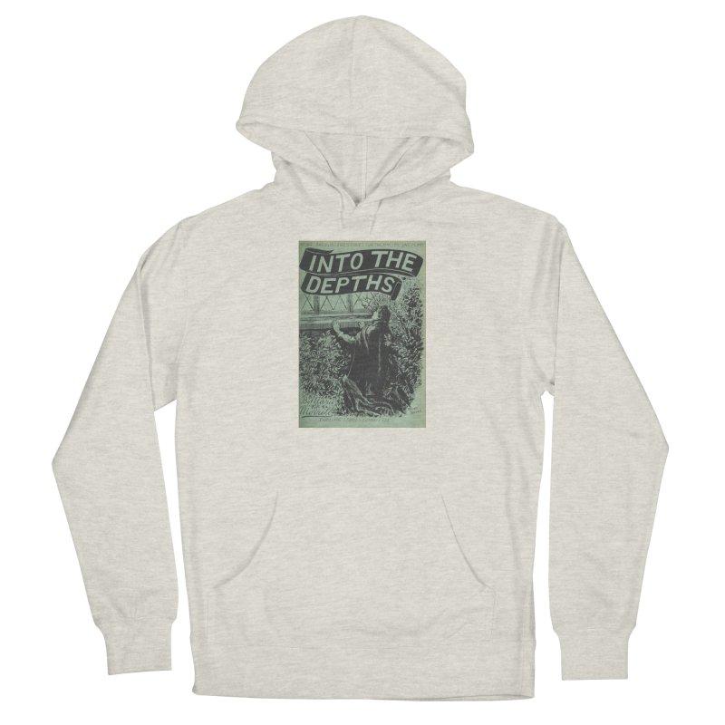 Depths Men's Pullover Hoody by RNF's Artist Shop