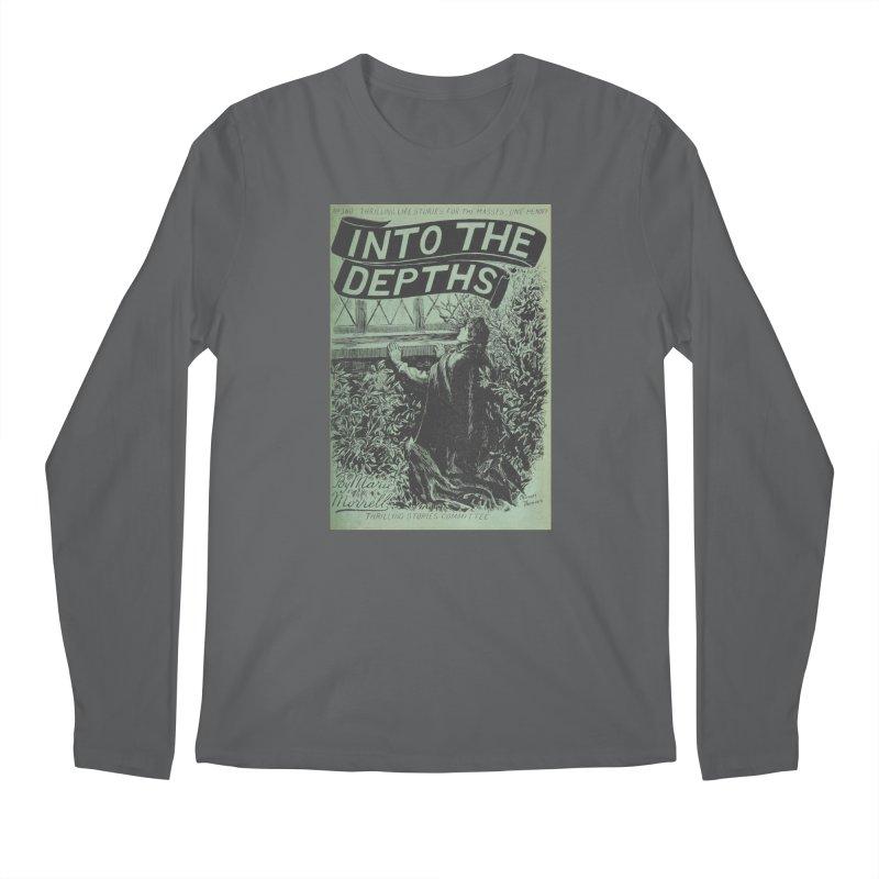 Depths Men's Regular Longsleeve T-Shirt by RNF's Artist Shop