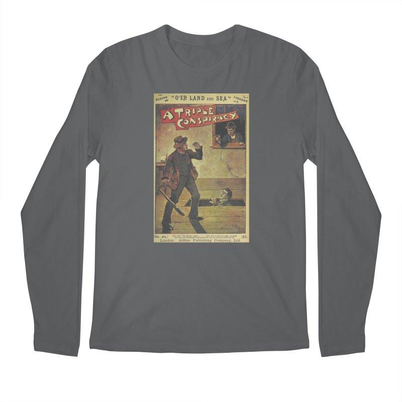 Conspiracy Men's Regular Longsleeve T-Shirt by RNF's Artist Shop