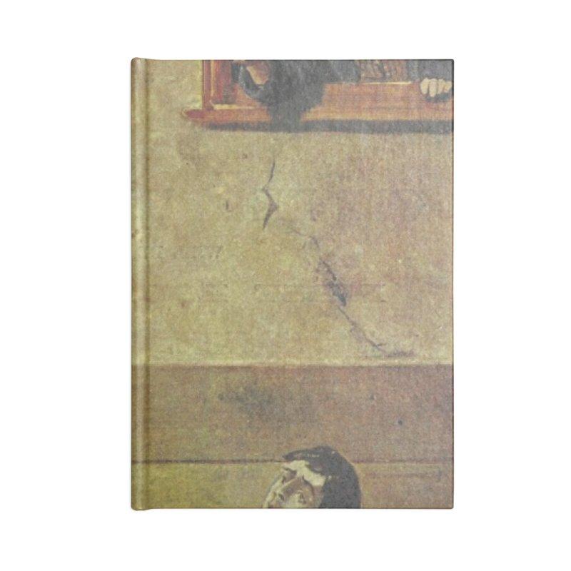 Conspiracy Accessories Blank Journal Notebook by RNF's Artist Shop