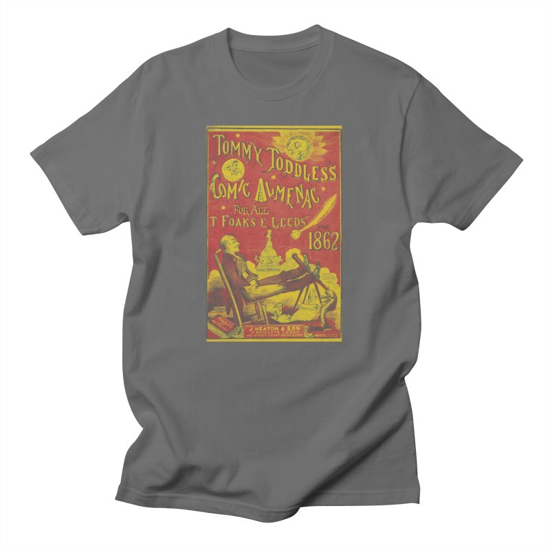Comic Almenac Men's T-Shirt by RNF's Artist Shop