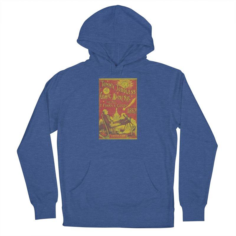 Comic Almenac Men's Pullover Hoody by RNF's Artist Shop
