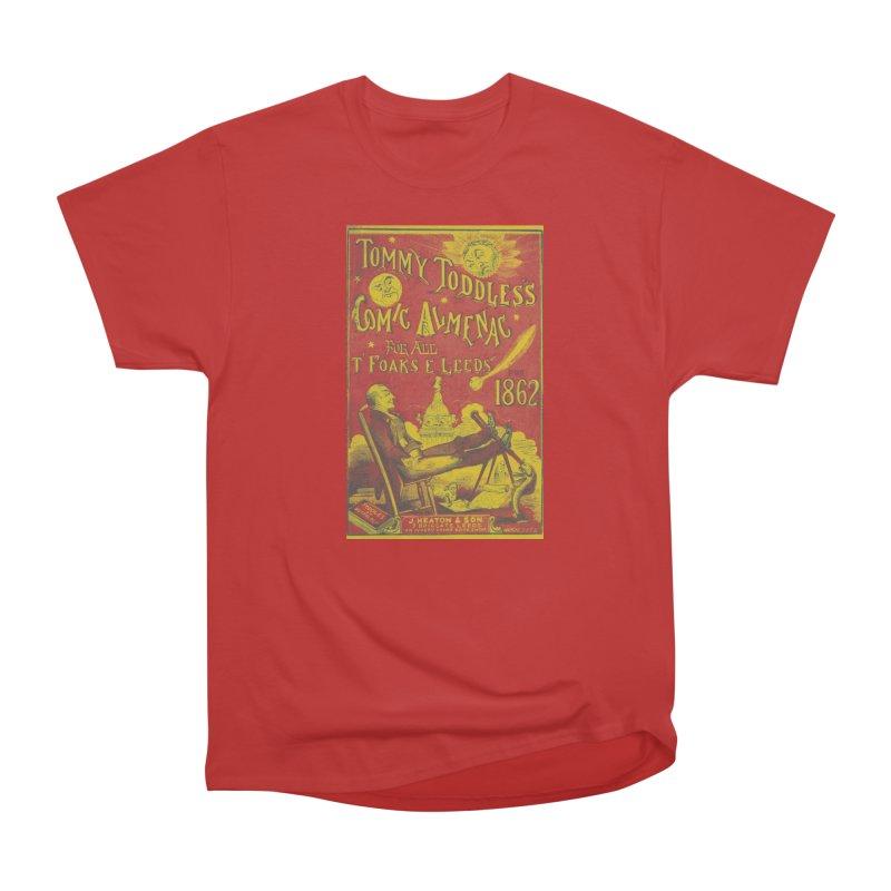 Comic Almenac Women's T-Shirt by RNF's Artist Shop