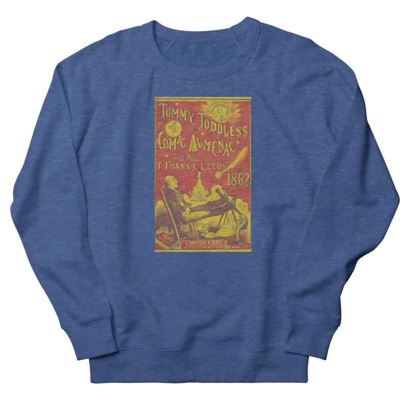 Comic Almenac Men's Sweatshirt by RNF's Artist Shop