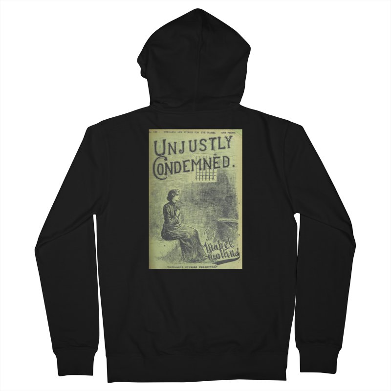 Condemed Men's French Terry Zip-Up Hoody by RNF's Artist Shop