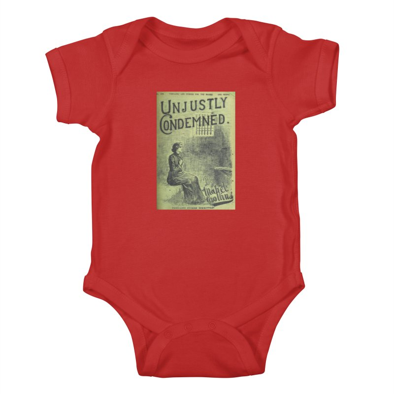 Condemed Kids Baby Bodysuit by RNF's Artist Shop
