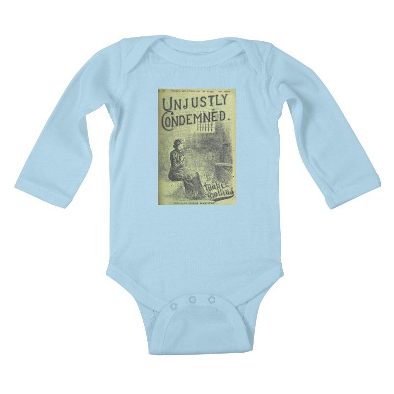 Condemed Kids Baby Longsleeve Bodysuit by RNF's Artist Shop
