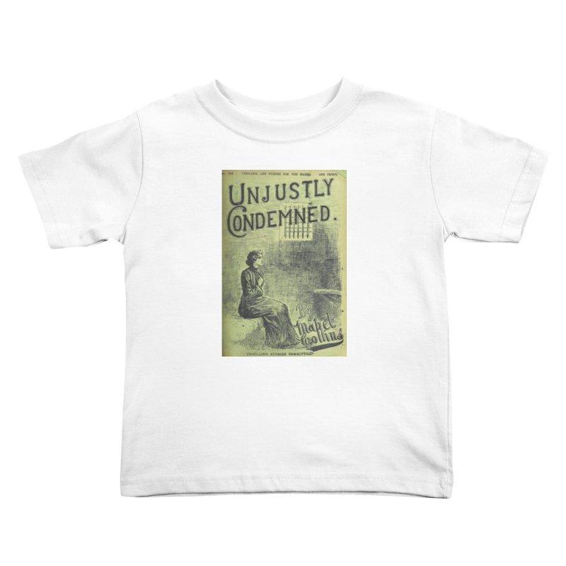 Condemed Kids Toddler T-Shirt by RNF's Artist Shop