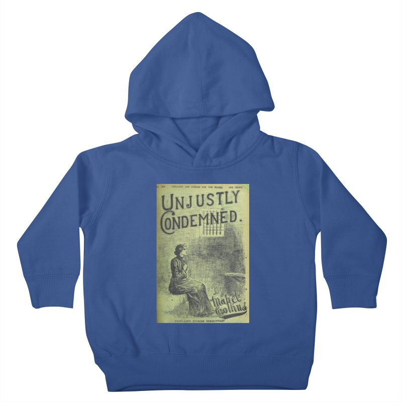 Condemed Kids Toddler Pullover Hoody by RNF's Artist Shop