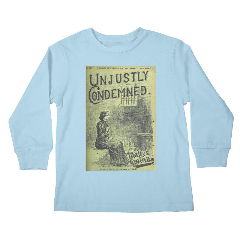 Condemed Kids Longsleeve T-Shirt by RNF's Artist Shop