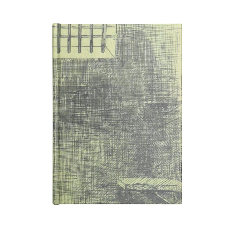 Condemed Accessories Blank Journal Notebook by RNF's Artist Shop