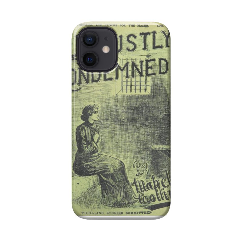 Condemed Accessories Phone Case by RNF's Artist Shop