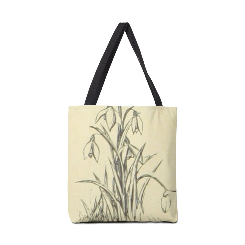 Floral Accessories Bag by RNF's Artist Shop