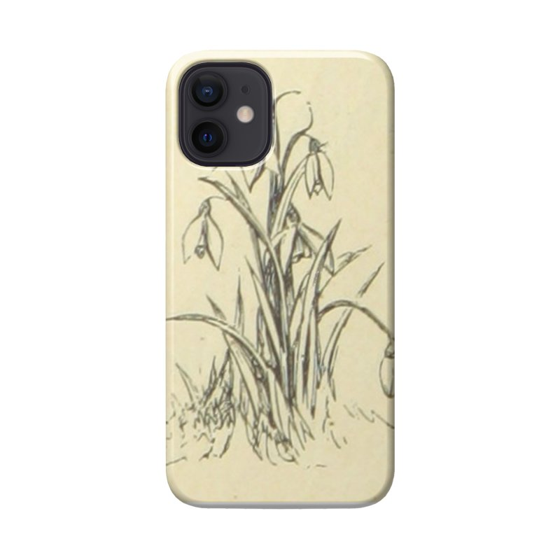 Floral Accessories Phone Case by RNF's Artist Shop