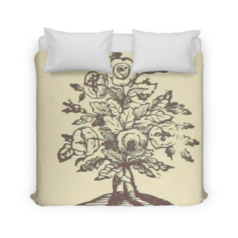 Rose Home Duvet by RNF's Artist Shop