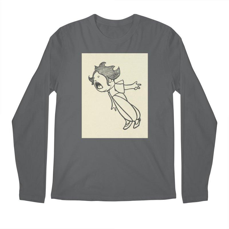 Yelling Men's Longsleeve T-Shirt by RNF's Artist Shop