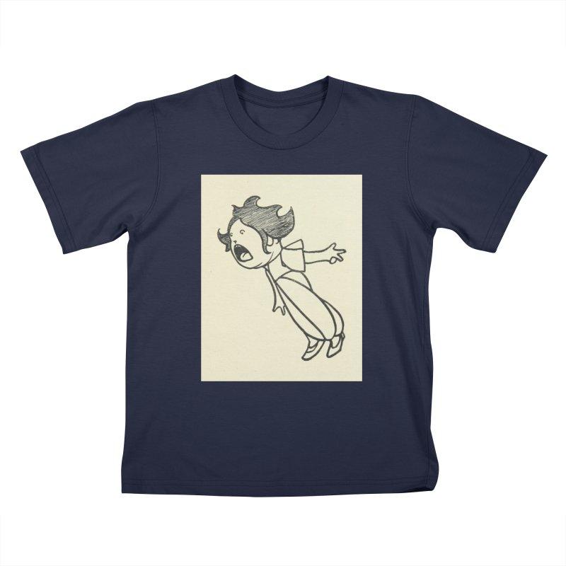 Yelling Kids T-Shirt by RNF's Artist Shop