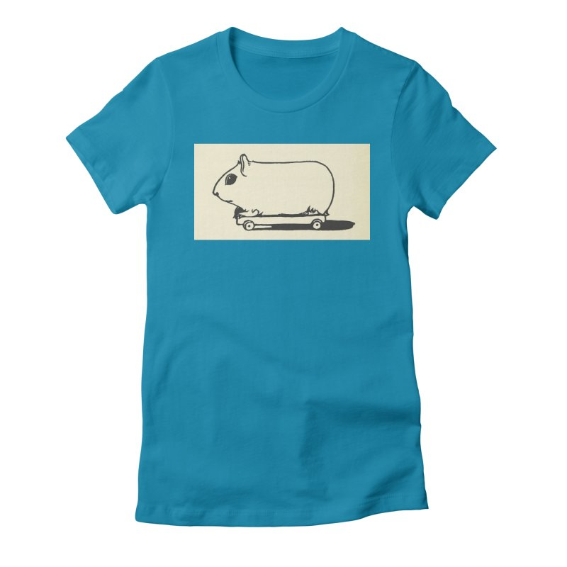 Ride Women's T-Shirt by RNF's Artist Shop