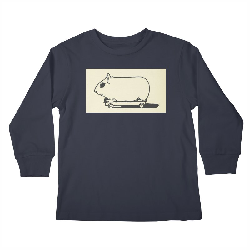 Ride Kids Longsleeve T-Shirt by RNF's Artist Shop