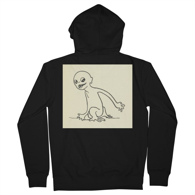 Creature Men's Zip-Up Hoody by RNF's Artist Shop