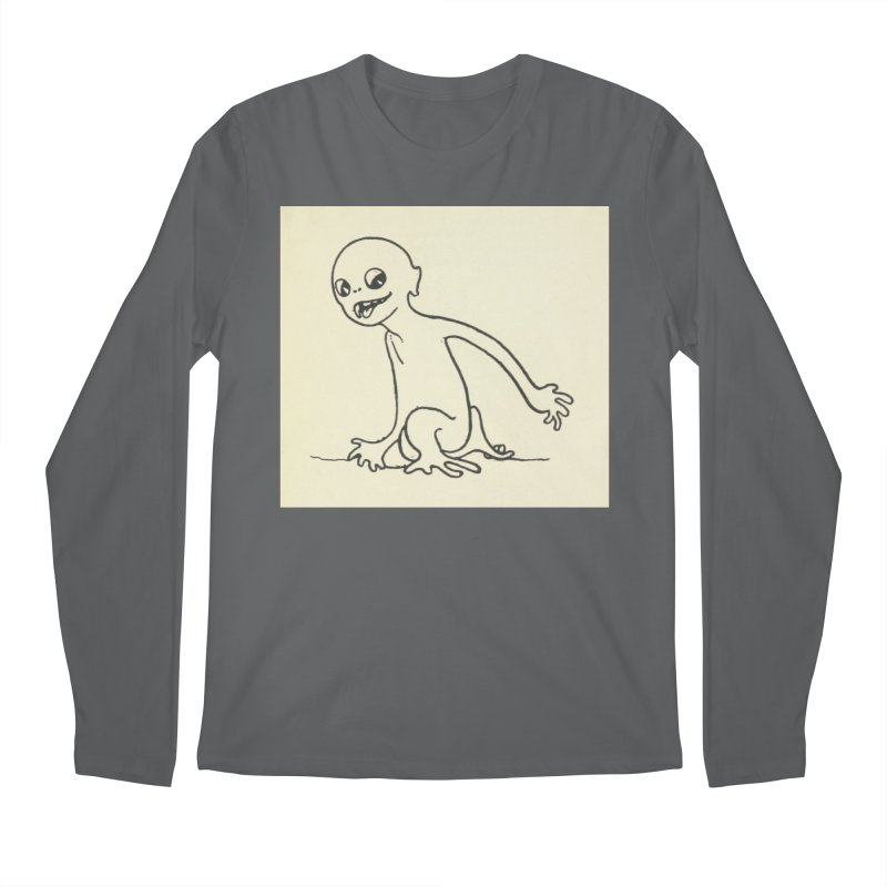 Creature Men's Longsleeve T-Shirt by RNF's Artist Shop