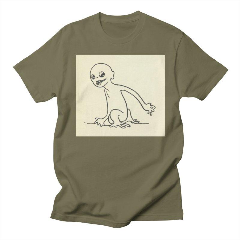 Creature Men's Regular T-Shirt by RNF's Artist Shop