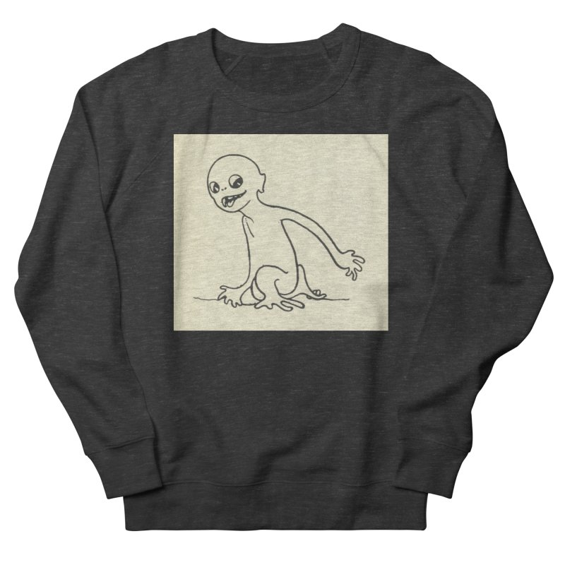 Creature Men's French Terry Sweatshirt by RNF's Artist Shop
