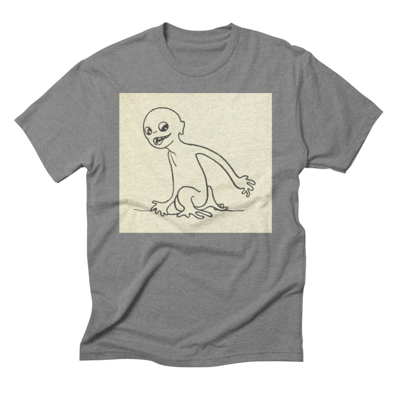 Creature Men's Triblend T-Shirt by RNF's Artist Shop