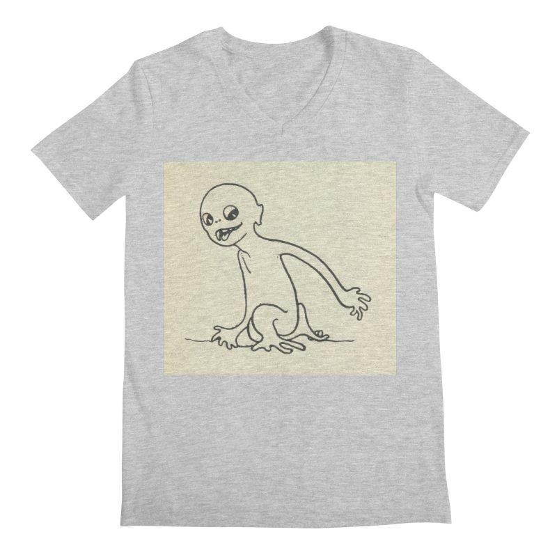 Creature Men's V-Neck by RNF's Artist Shop
