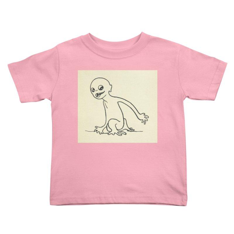 Creature Kids Toddler T-Shirt by RNF's Artist Shop