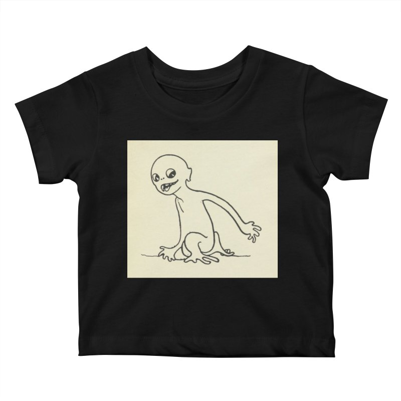 Creature Kids Baby T-Shirt by RNF's Artist Shop