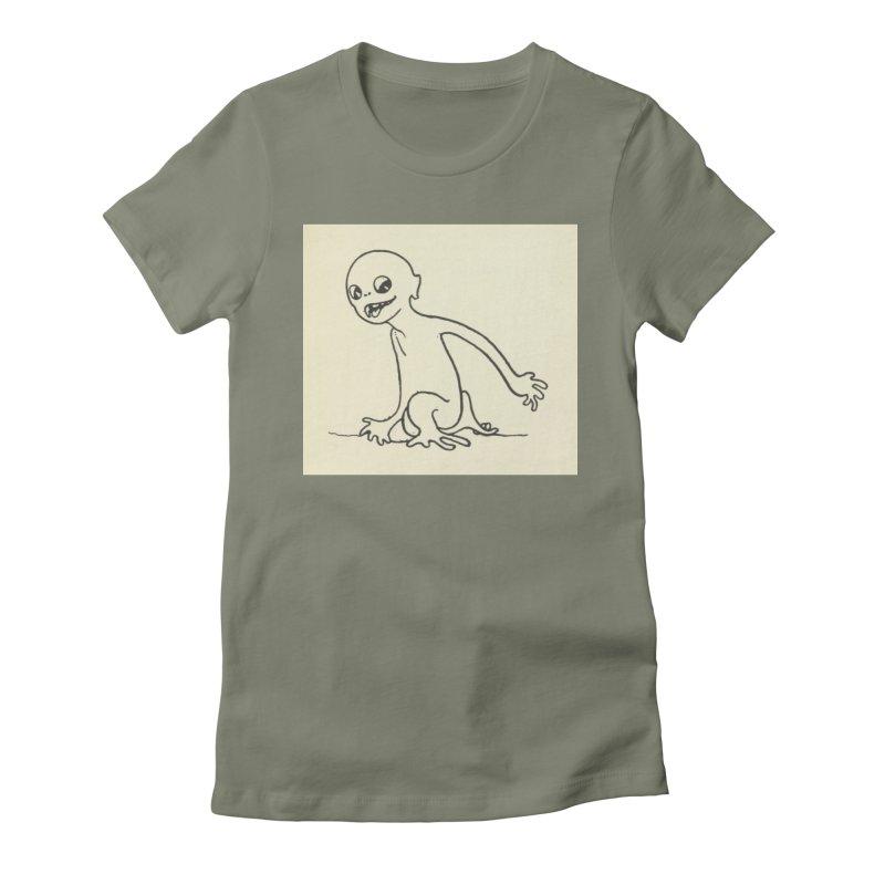 Creature Women's T-Shirt by RNF's Artist Shop