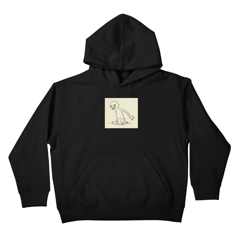 Creature Kids Pullover Hoody by RNF's Artist Shop