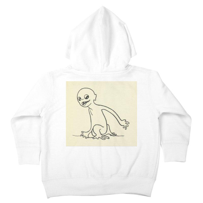 Creature Kids Toddler Zip-Up Hoody by RNF's Artist Shop