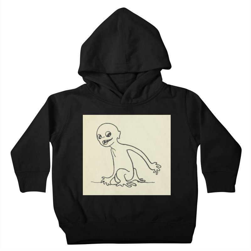 Creature Kids Toddler Pullover Hoody by RNF's Artist Shop