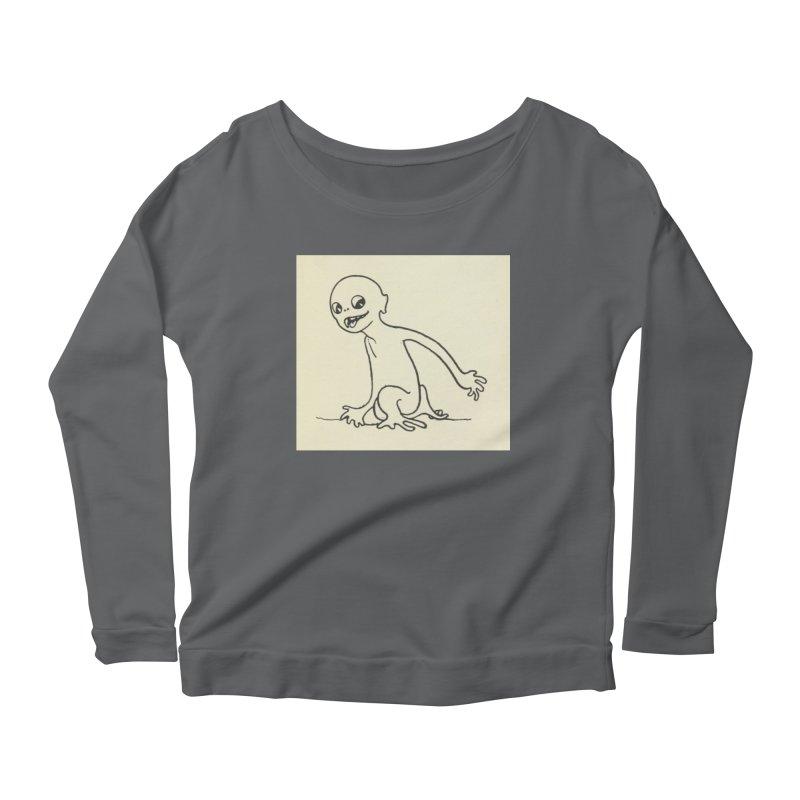 Creature Women's Longsleeve T-Shirt by RNF's Artist Shop
