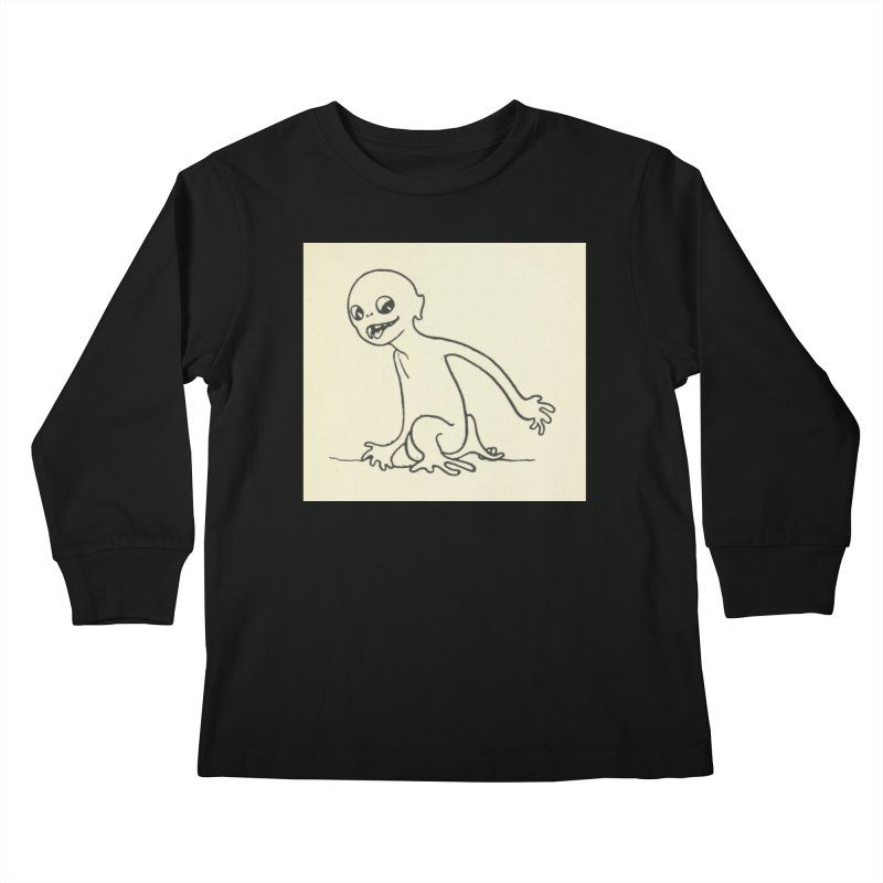 Creature Kids Longsleeve T-Shirt by RNF's Artist Shop