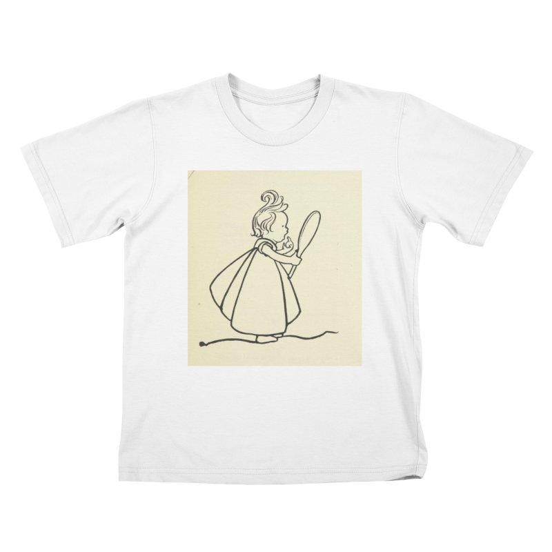 Mirror Kids T-Shirt by RNF's Artist Shop
