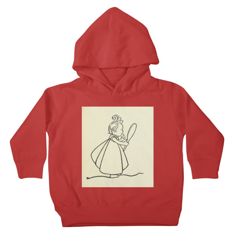 Mirror Kids Toddler Pullover Hoody by RNF's Artist Shop
