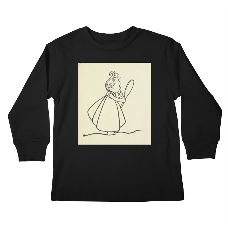 Mirror Kids Longsleeve T-Shirt by RNF's Artist Shop