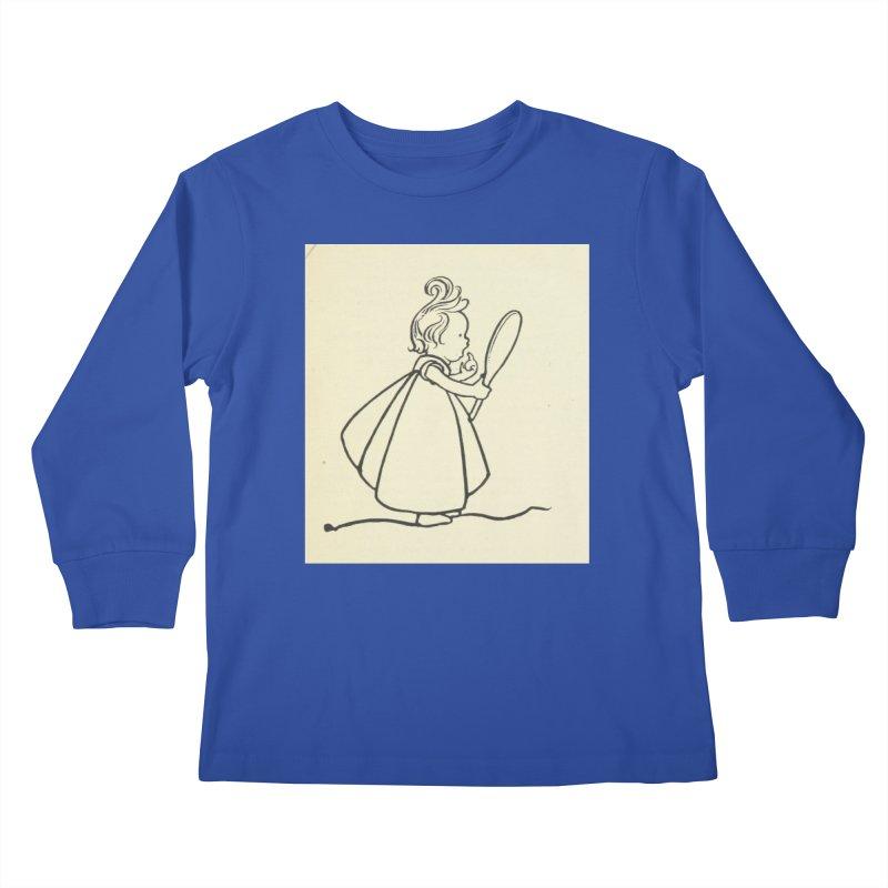 Mirror Kids Longsleeve T-Shirt by RNF's Artist Shop