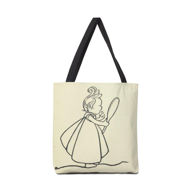 Mirror Accessories Bag by RNF's Artist Shop