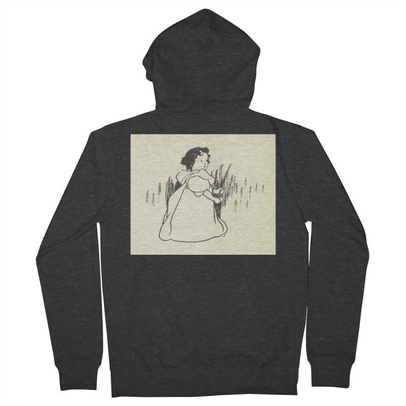 Lost Women's French Terry Zip-Up Hoody by RNF's Artist Shop