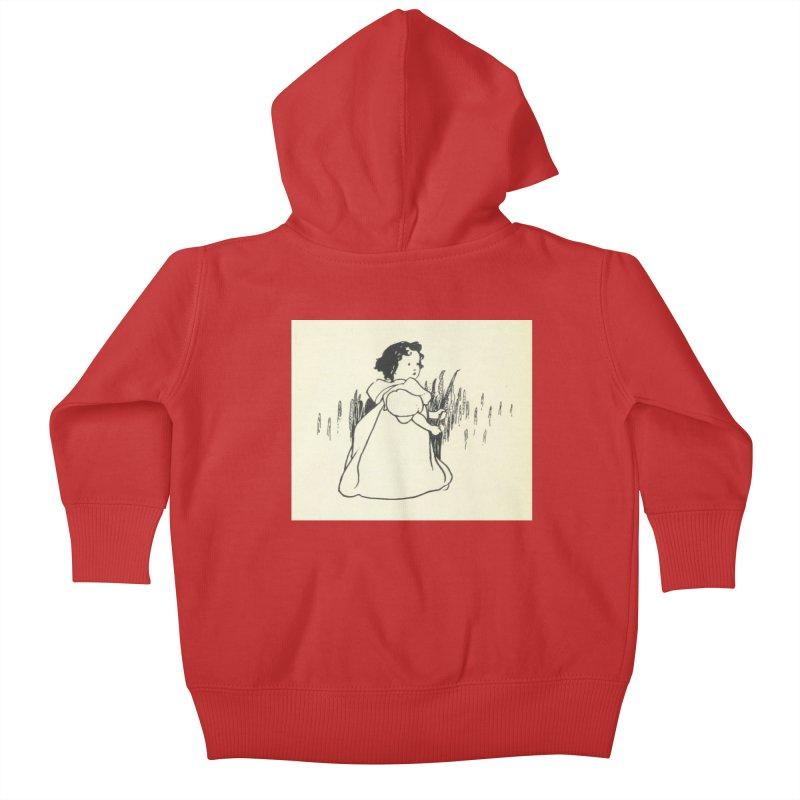 Lost Kids Baby Zip-Up Hoody by RNF's Artist Shop